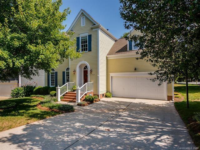 7619 Rathlin Court, Charlotte, NC 28270 (#3427224) :: High Performance Real Estate Advisors