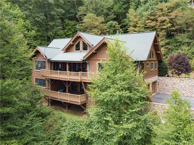 111 Living Good Lane, Waynesville, NC 28786 (#3427237) :: Rinehart Realty