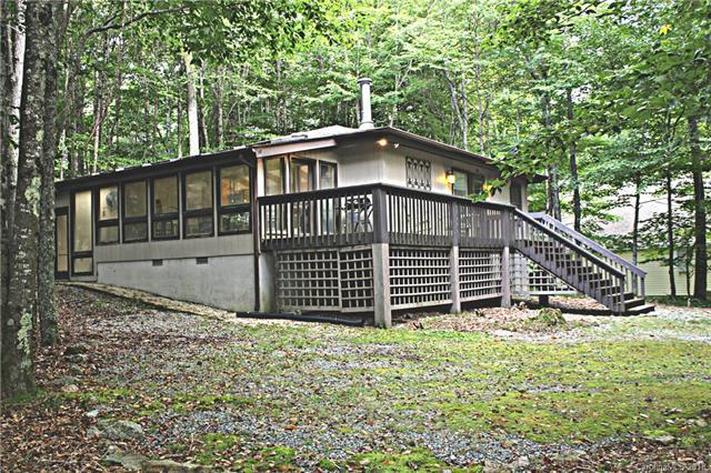 110 Staghorn Hollow Road #122, Beech Mountain, NC 28604 (#3427282) :: Exit Mountain Realty