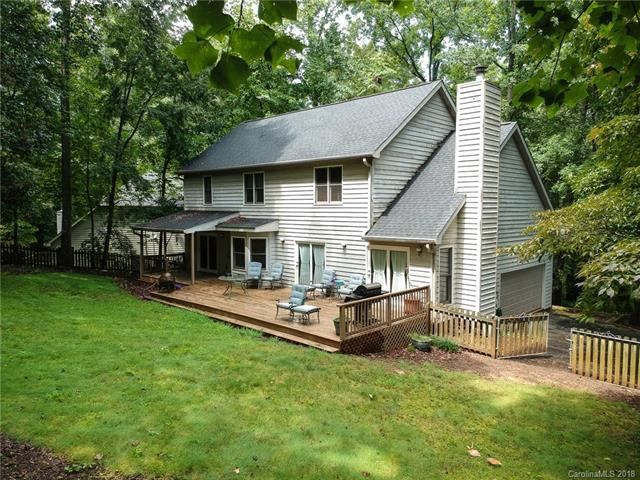 121 Coachmans Trail #25, Asheville, NC 28803 (#3427309) :: Rinehart Realty