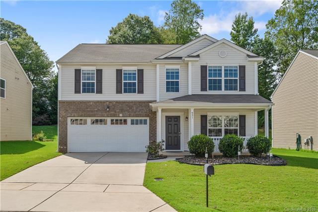951 Sweetgum Street, Gastonia, NC 28054 (#3427375) :: LePage Johnson Realty Group, LLC