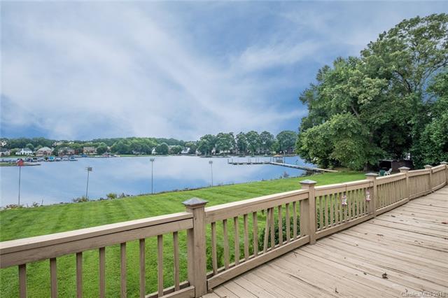 16906 Lake Shore Drive, Cornelius, NC 28031 (#3427489) :: Exit Mountain Realty