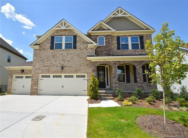 125 Barclay Drive, Waxhaw, NC 28173 (#3427503) :: The Andy Bovender Team