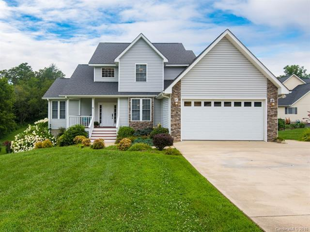 11 Whitetail Drive, Weaverville, NC 28787 (#3427573) :: LePage Johnson Realty Group, LLC