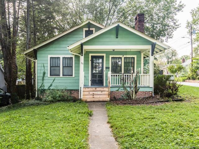 35 Clinton Avenue, Asheville, NC 28806 (#3427581) :: The Andy Bovender Team