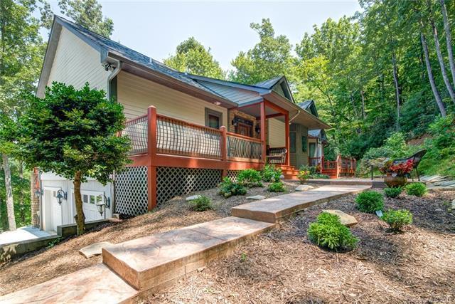 43 Garren View Drive, Fairview, NC 28730 (#3427674) :: Exit Mountain Realty