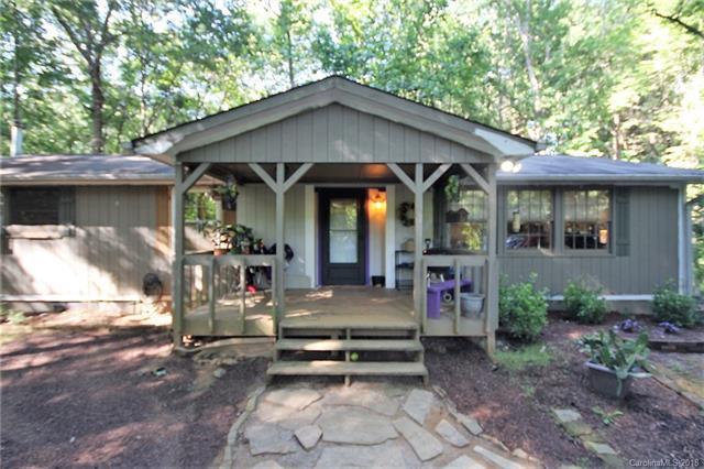 583 Falls Creek Road, Pisgah Forest, NC 28768 (#3427693) :: Rinehart Realty