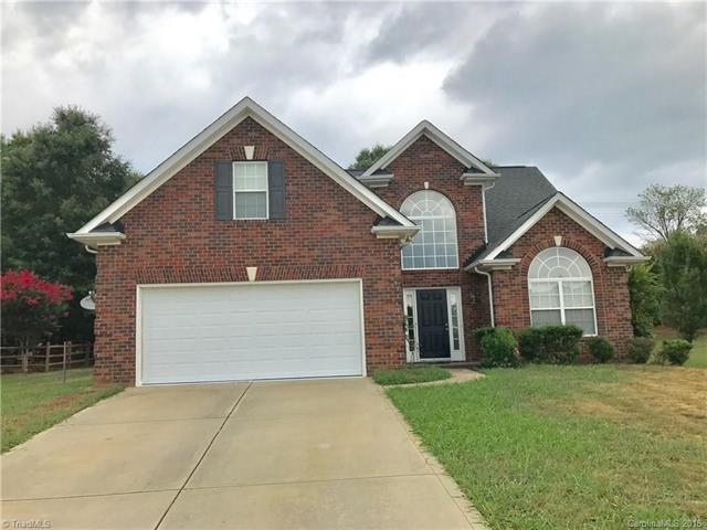 819 Treva Anne Drive, Concord, NC 28027 (#3427928) :: Stephen Cooley Real Estate Group