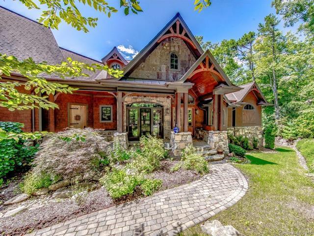 25 Jake Ridge Trail, Fletcher, NC 28732 (#3427956) :: Phoenix Realty of the Carolinas, LLC