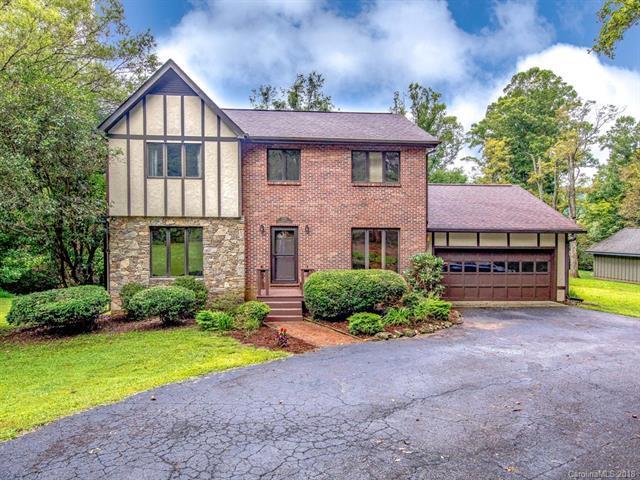 125 Churchill Downs Drive, Fairview, NC 28730 (#3428045) :: Puffer Properties