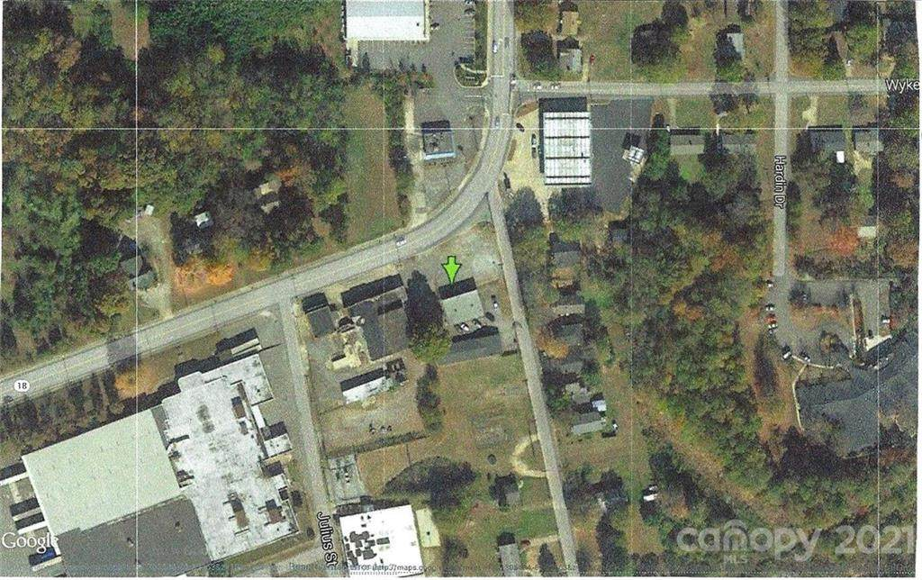 804+810 Grover Street E, Shelby, NC 28150 (#3428083) :: Odell Realty
