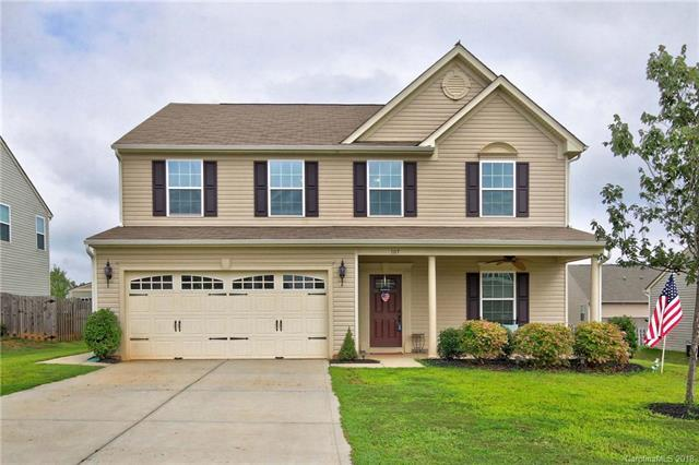 107 Renville Place, Mooresville, NC 28115 (#3428102) :: The Andy Bovender Team