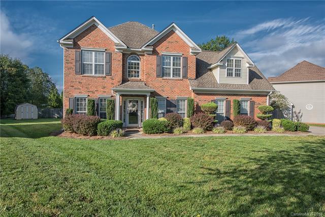 3384 Garrett Drive #112, Concord, NC 28027 (#3428182) :: Cloninger Properties