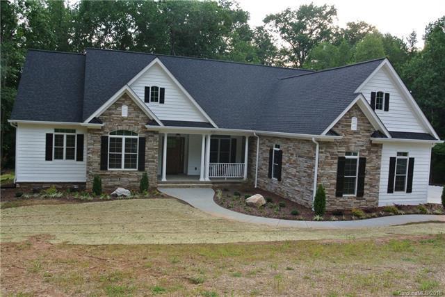 324 Woodridge Drive, Rutherfordton, NC 28139 (#3428261) :: Puffer Properties