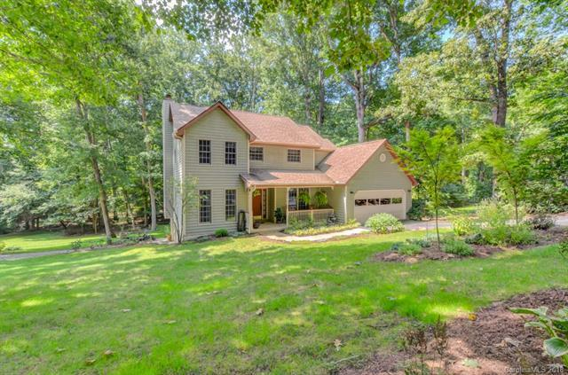 7 Erika Lane, Arden, NC 28704 (#3428265) :: High Performance Real Estate Advisors