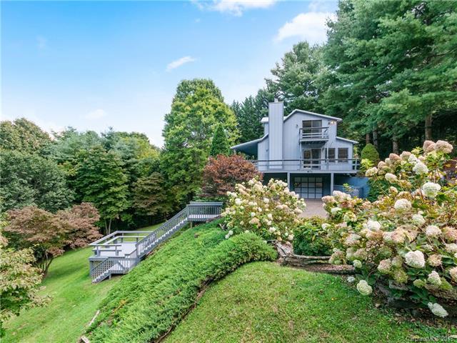 871 Mountain Lake Drive #11, Waynesville, NC 28785 (#3428281) :: Puffer Properties