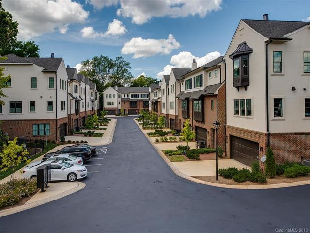 4006 City Homes Place, Charlotte, NC 28209 (#3428293) :: LePage Johnson Realty Group, LLC