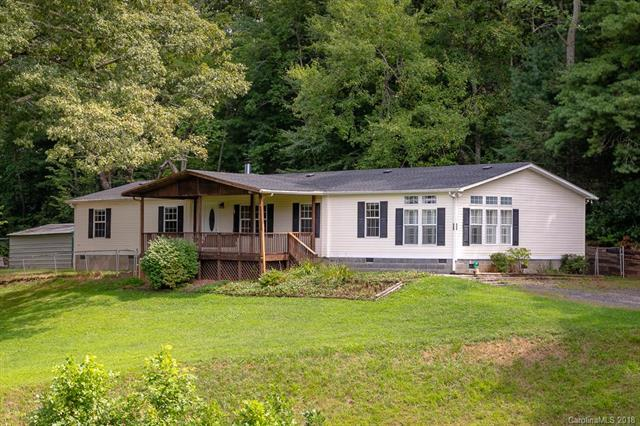 38 Henry White Lane #7, Leicester, NC 28748 (#3428352) :: Exit Mountain Realty