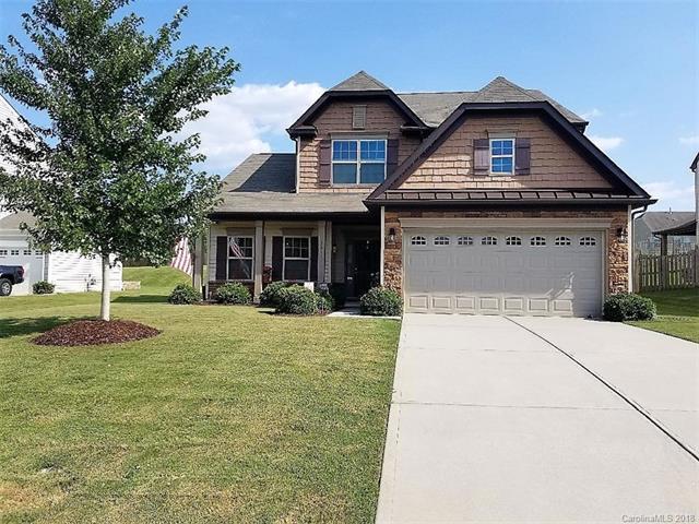 5611 Verrazano Drive, Waxhaw, NC 28173 (#3428353) :: LePage Johnson Realty Group, LLC