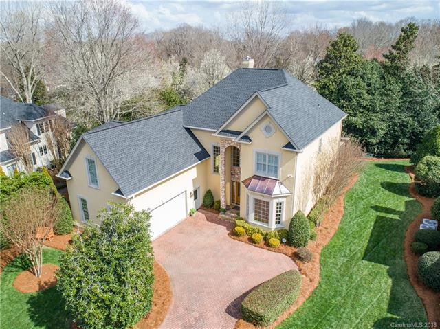 4122 Waterford Drive, Charlotte, NC 28226 (#3428369) :: Exit Mountain Realty