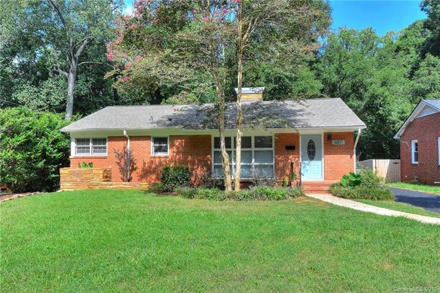 657 Mayview Drive, Charlotte, NC 28205 (#3428392) :: Exit Mountain Realty