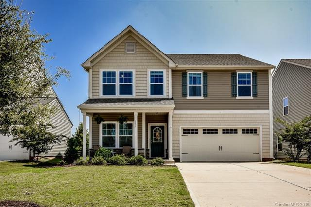 117 Fesperman Circle #209, Troutman, NC 28166 (#3428469) :: Roby Realty