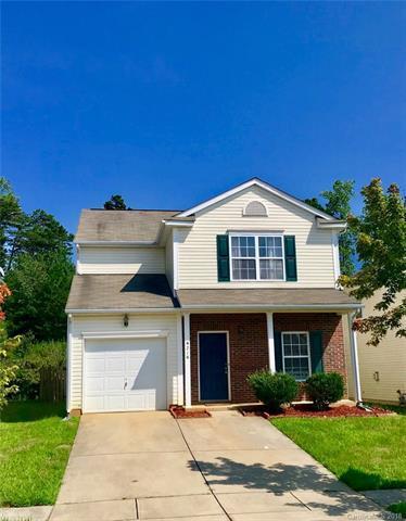 9216 Newfield Street, Charlotte, NC 28216 (#3428473) :: High Performance Real Estate Advisors
