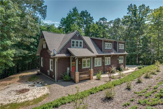 641 Laurel Heights Lane, Tryon, NC 28782 (#3428497) :: Puffer Properties