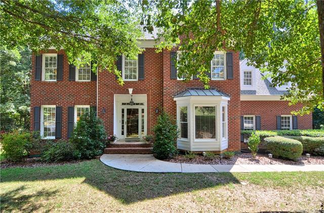 4202 Mountain Cove Drive, Charlotte, NC 28216 (#3428501) :: The Ann Rudd Group