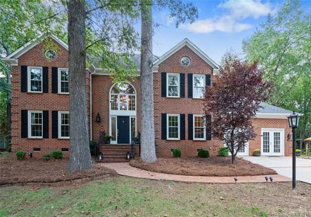 8735 Taunton Drive #5, Huntersville, NC 28078 (#3428518) :: LePage Johnson Realty Group, LLC