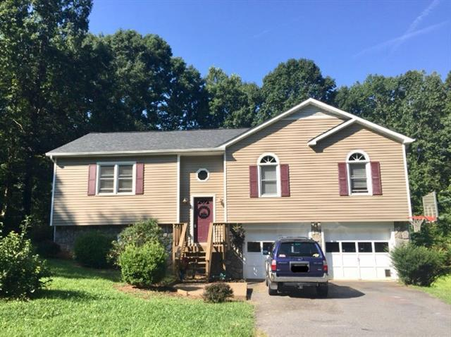 3095 Village Drive, Morganton, NC 28655 (#3428547) :: Exit Mountain Realty