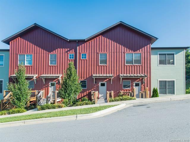 200 N Skyloft Drive #3, Asheville, NC 28801 (#3428609) :: Homes Charlotte