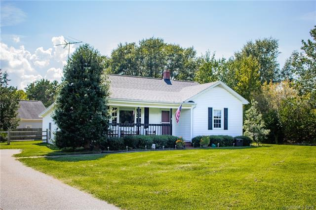 508 Hicks Creek Road, Troutman, NC 28166 (#3428758) :: LePage Johnson Realty Group, LLC