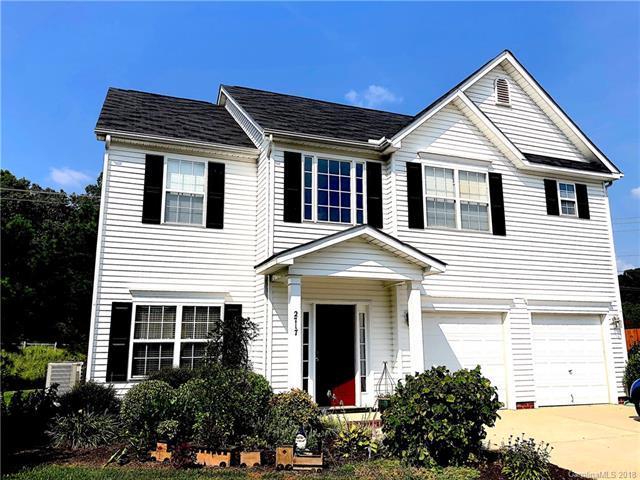 2717 Ireton Place, Kannapolis, NC 28083 (#3428759) :: LePage Johnson Realty Group, LLC