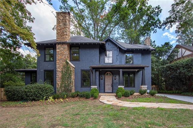 2209 Sherwood Avenue, Charlotte, NC 28207 (#3428766) :: Team Lodestone at Keller Williams SouthPark