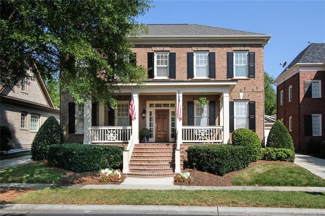 3339 Indian Meadows Lane, Charlotte, NC 28210 (#3428857) :: Odell Realty