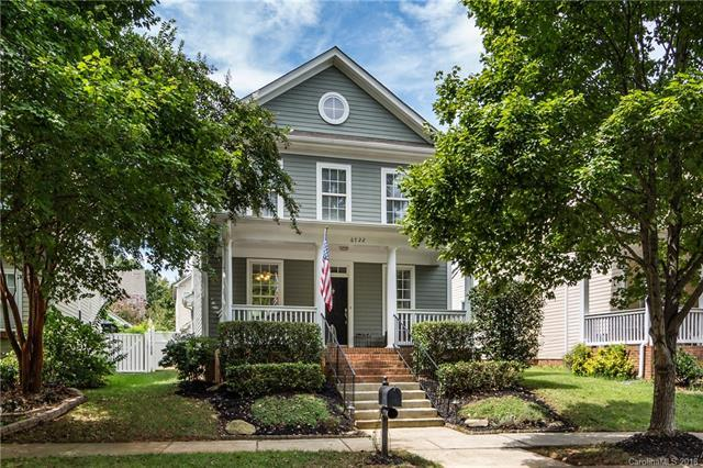 6722 Park Meadows Place, Huntersville, NC 28078 (#3428900) :: Odell Realty