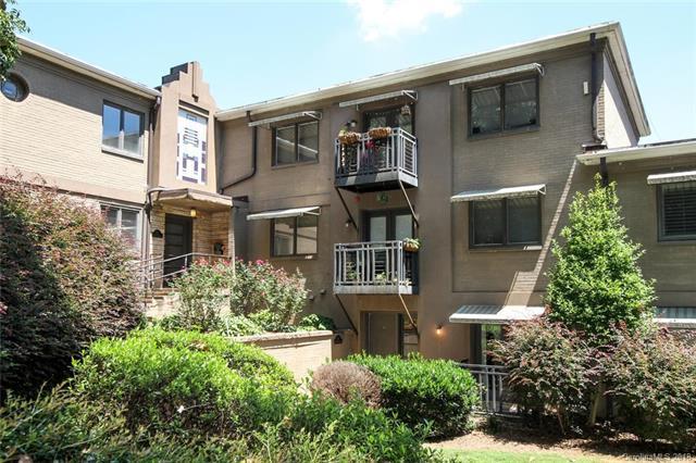225 Dotger Avenue E9, Charlotte, NC 28207 (#3429115) :: The Ann Rudd Group