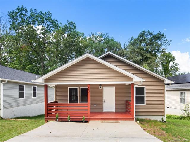 23 Chapel Park Place, Asheville, NC 28803 (#3429298) :: Exit Mountain Realty