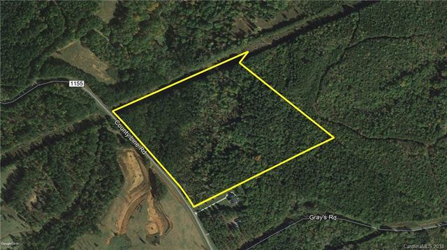 227 Ac County Line Road Tract 3, Rutherfordton, NC 28139 (#3429321) :: LePage Johnson Realty Group, LLC