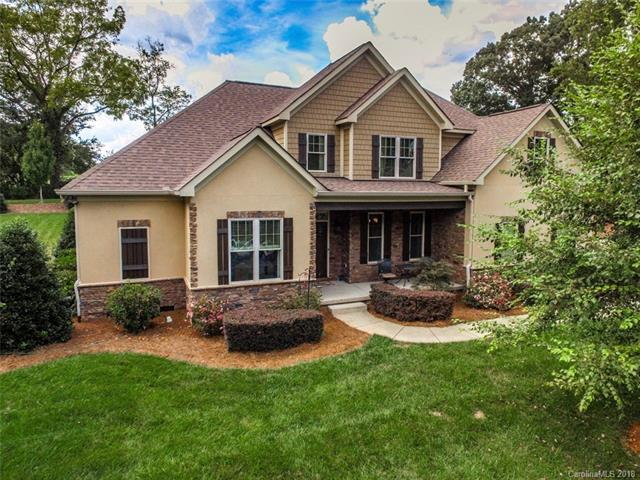 428 Augusta Drive, Statesville, NC 28625 (#3429358) :: High Performance Real Estate Advisors