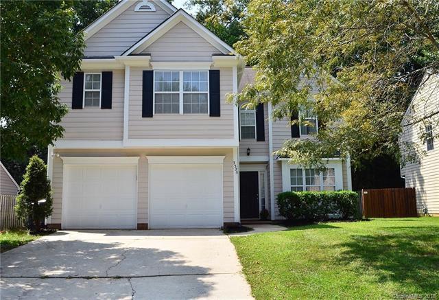 7525 Lullwater Cove, Huntersville, NC 28078 (#3429406) :: High Performance Real Estate Advisors