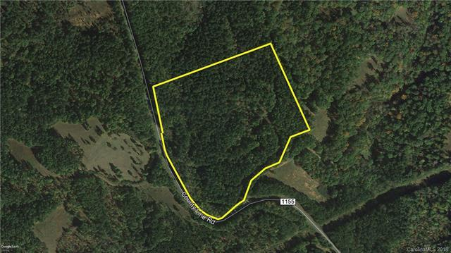 21.18 Ac County Line Road Tract 2B, Rutherfordton, NC 28139 (#3429481) :: LePage Johnson Realty Group, LLC