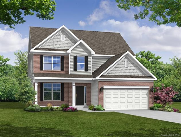 4805 Thursdale Lane Lot 181, Kannapolis, NC 28081 (#3429577) :: The Andy Bovender Team