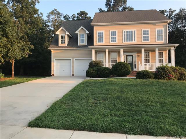 309 Oak Brook Drive, Salisbury, NC 28146 (#3429651) :: The Andy Bovender Team