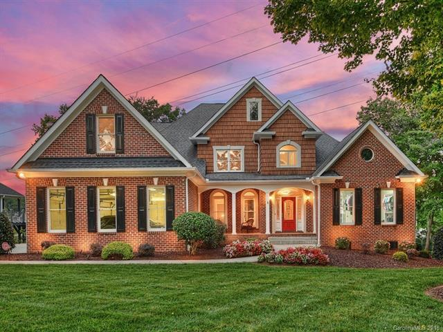 165 Mariner Pointe Lane, Mooresville, NC 28117 (#3429782) :: The Ann Rudd Group