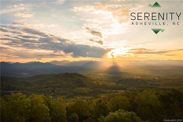 160 Serenity Ridge Trail Lot 5, Asheville, NC 28804 (#3429817) :: Rowena Patton's All-Star Powerhouse