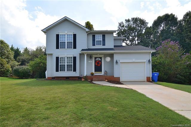 133 Valley Glen Drive, Troutman, NC 28166 (#3429929) :: The Ann Rudd Group