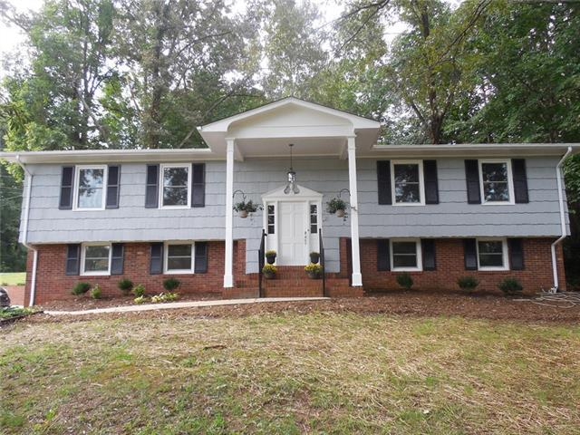 450 29th Avenue NE, Hickory, NC 28601 (#3429977) :: Exit Mountain Realty
