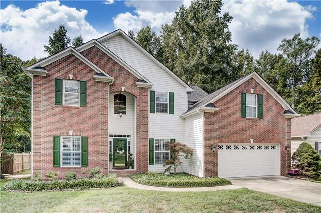 2521 Ashby Woods Drive, Matthews, NC 28105 (#3430069) :: The Ramsey Group